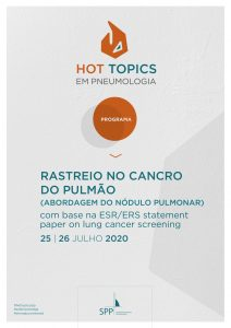 HOT TOPICS – Rastreio no Cancro do Pulmão